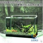 鱼缸用什么玻璃材质好?超白玻璃、浮法玻璃、亚克力材质对比 超白鱼缸品质首选