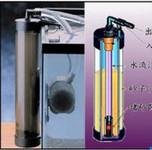 流沙过滤器的原理和经验之谈 流沙过滤器是纯生化过滤器