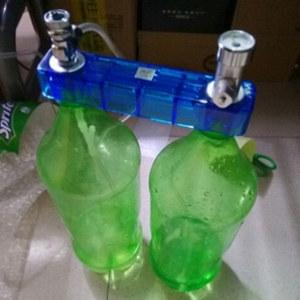 无忧CO2-D501-水族二氧化碳发生器-含工具架-鱼缸水草缸DIY套装