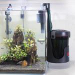 选择伊罕精巧桶作为小鱼缸过滤器的7大理由 高端小缸过滤神器