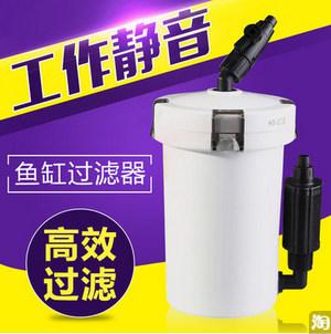 森森缸外过滤桶HW-603B超低价格手慢无