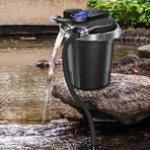 森森鱼池过滤器怎么样?来看看众多鱼池用户使用效果