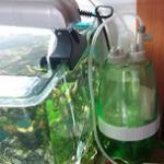 养水草就要用安全轻松的二氧化碳反应发生器