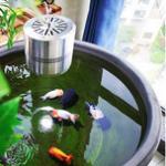 日生艾柯星可移动式模块组鱼缸LED灯使用评测  最新上市水族箱LED灯架